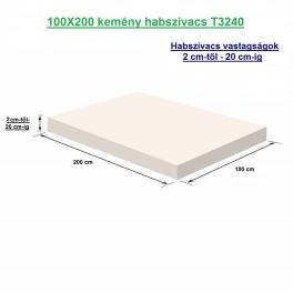 100X200 kemény habszivacs